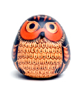 Rattle, Andes, Peru, Fair Trade, Owls, Gourd, Handcarved