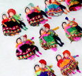 Andes, Peru, Fair Trade, Worry Dolls, Pins, Couple