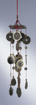 Feng Shui, Prosperity, Coin Chime