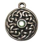 Sidhe Knot, Celtic Knots, High Concepts, Leadfree, Pewter, Amulet