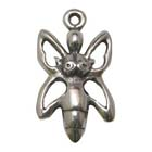 Goddess, Pendant, Butterfly, High Concepts, Eternal, Leadfree, Pewter, Amulet