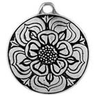 Talisman, Tudor Rose, High Concepts, Leadfree, Pewter, Amulet