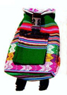 Andes, Peru, Fair Trade, Backpack, Children, Multicolor,