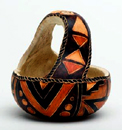 Andes, Peru, Fair Trade, Basket, Box, Gourd, Handcarved