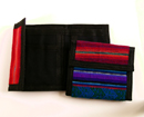 Andes, Peru, Fair Trade, Wallet, Trifold, Multicolor,