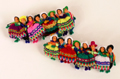 Andes, Peru, Fair Trade, Hair, Barrette, Worry, Doll,