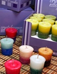 Crystal Essence Candles