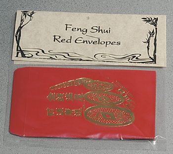 Red Envelopes, Feng Shui, Chinese New Year