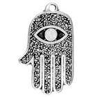 Pet Tag, Pendant, All-Seeing Eye, High Concepts, Leadfree, Pewter, Amulet