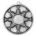Runes, Attraction, Pendant, Influence,  High Concepts, Leadfree, Pewter, Amulet