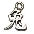Astrology, Horoscope,Chinese, Rabbit, High Concepts, Leadfree, Pewter, Amulet