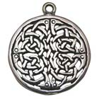 Brigit, Celtic Lands, High Concepts, Leadfree, Pewter, Amulet