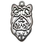 Blarney Stone, Celtic Legends, High Concepts, Celtic Knot, Celtic Cross, Leadfree, Pewter, Amulet