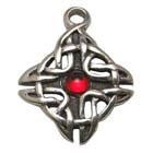 Rhiannon's Knot, Celtic Knots, High Concepts, Leadfree, Pewter, Amulet