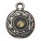Beth, Celtic Legends, High Concepts, Celtic Knot, Celtic Cross, Leadfree, Pewter, Amulet