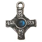 Luis, Celtic Legends, High Concepts, Celtic Knot, Celtic Cross, Leadfree, Pewter, Amulet