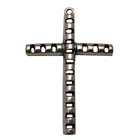 Cross, Faith, Christian, Pendant, High, Concepts, Leadfree, Pewter, Safepewter