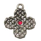 Celtic Cross, High Concepts, Celtic Knot, Leadfree, Pewter, Amulet