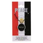 Peace, Heter, Pendant, Egyptian, Flag, Egyptian, High Concepts, Leadfree, Pewter