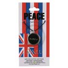 Peace, Malu, Pendant, Hawaii, Flag, Hawaiian, High Concepts, Leadfree, Pewter
