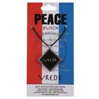Peace, Pendant, Holland, Flag, Dutch, High Concepts, Leadfree, Pewter