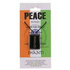 Peace, Pendant, India, Flag, Hindi, High Concepts, Leadfree, Pewter