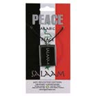 Peace, Pendant, Iraq, Flag, Arabic, High Concepts, Leadfree, Pewter