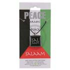 Peace, Pendant, Palestine, Flag, Arabic, High Concepts, Leadfree, Pewter
