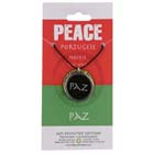 Peace, Paz, Portugal, Pendant, Portuguese, High Concepts, Leadfree, Pewter
