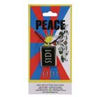 Peace, Pendant, Tibetan, Flag, Tibetan, High Concepts, Leadfree, Pewter