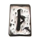 Astrology, Horoscope, Runes, Thorn, High Concepts, Leadfree, Pewter, Amulet