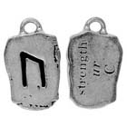 Runes, Pendant, Strength, Ur, High Concepts, Leadfree, Pewter, Amulet