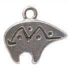 Bear, Southwest, Pendant, Native American, Sedona, Zuni Bear, High Concepts, Leadfree, Pewter, Amulet