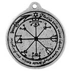 Talisman, Protection, Pendant, High Concepts, Leadfree, Pewter, Amulet