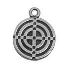Zemi, Seal of Atlantis, Pendant, High Concepts, Leadfree, Pewter, Amulet
