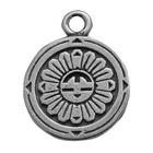 Zemi, Hopi Sun, Pendant, High Concepts, Leadfree, Pewter, Amulet