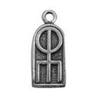 Zemi, Spell Charm, Pendant, High Concepts, Leadfree, Pewter, Amulet