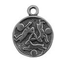 Zemi, Hare Trinity, Pendant, High Concepts, Leadfree, Pewter, Amulet
