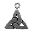 Zemi, Triquetta, Pendant, High Concepts, Leadfree, Pewter, Amulet