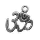 Zemi, Om, Pendant, High Concepts, Leadfree, Pewter, Amulet
