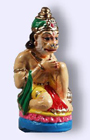 God, Hanuman, Monkey, Devotion, Service, Servant, Strength, Purity, Hindu, Statuary