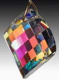 Checkerboard Crystal