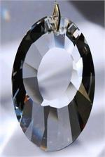 Oval Window Crystal