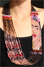 Guatemalan Beaded Necklaces