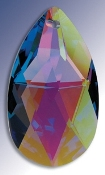 Radiant Teardrop Crystal