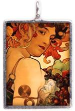 Art Nouveau Ladies