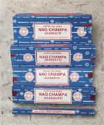 Nag Champa Incense 100gm, Crystal Peddler