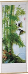 Bamboo, Wall Scroll